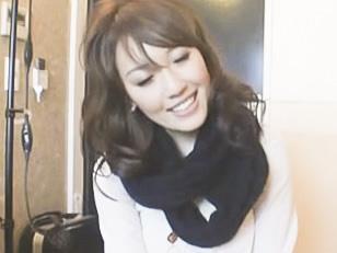 【無修正】AV出演に応募してきた笑顔の素敵な巨乳美人お姉さんと早速ハメ撮り生中出しする監督 水沢えみり無料アダルト動画