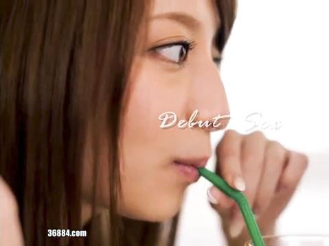 白石マリエ フランス人級の立派な鷲鼻のハーフ美少女がAVデビュー 黒田悠斗FC2高画質無料エロ動画