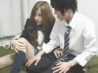 同級生の可愛い巨乳女性校正ギャルが部屋にAV見に来て発情しされるがままにセックスの相手をする気弱な男子高校生 あずみ恋erovideo無料サンプルエロ動画