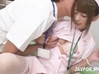 アイドル系激カワスレンダーナースと夜の病院でイチャイチャセックス 貞松大輔(さだちゃん)希島あいりerovideo